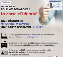 CARTE NATIONALE IDENTITE