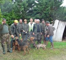 """Société de chasse """"Union des agriculteurs"""""""