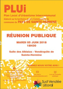 Plan Local d'Urbanisme Intercommunal - PADD - REUNION PUBLIQUE