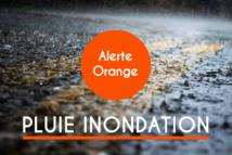 alerte orange météo ce samedi 2 octobre 2021