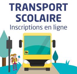 Transports scolaires - Info Inscriptions pour la Rentrée 2018-2019
