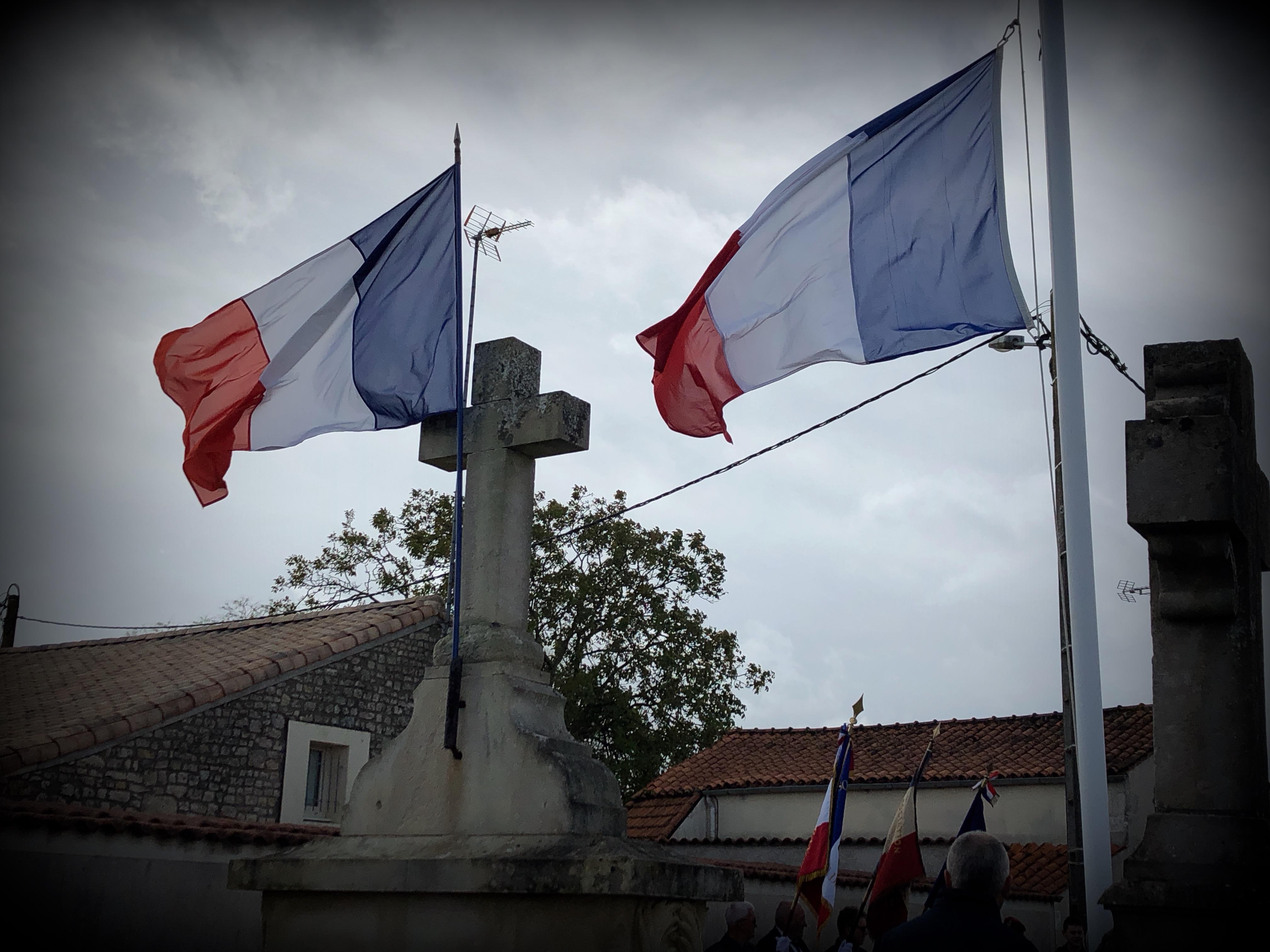 Cérémonie commémorative du 8 mai9