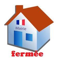 LA MAIRIE EST FERMÉE MERCREDI 22 ET VENDREDI 24 JUILLET 2020