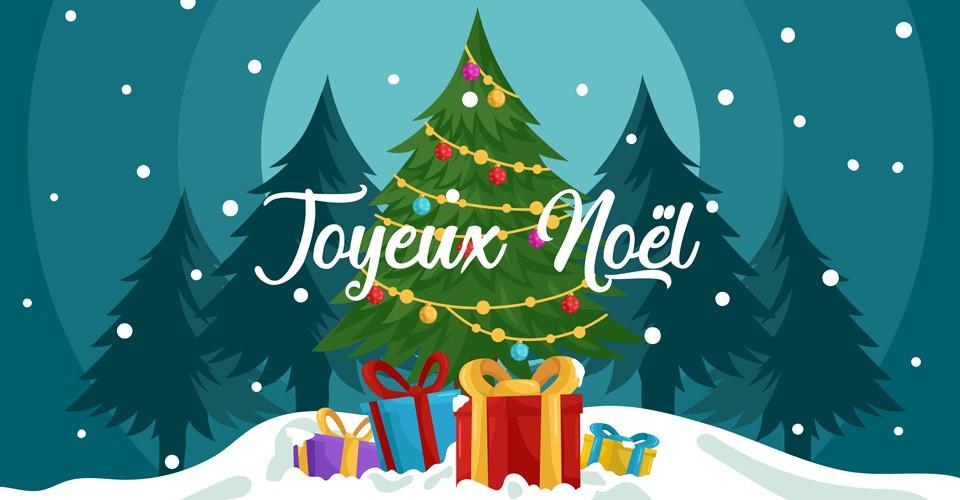 JOYEUX NOEL - Mairie et services techniques fermés