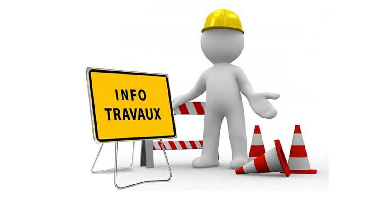 TRAVAUX DE VOIRIE - RUE PRINCIPALE AUX MOTTES
