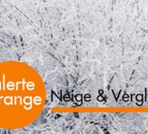 "ALERTE ORANGE ""NEIGE ET VERGLAS"""