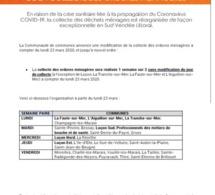 SERVICE RAMASSAGE ORDURES MÉNAGÈRES