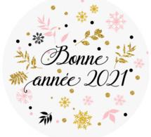 BONNE ANNEE 2021.....