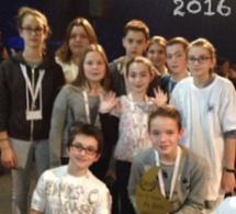 """Victoire de nos jeunes aux """"12 coups du Quizz"""""""